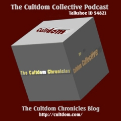 Cultdom iTunes Badge